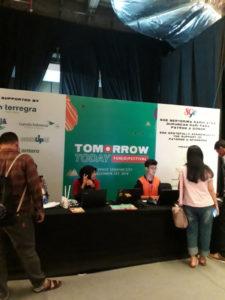 Festival keuangan Tommorow Today fun(d) Festival