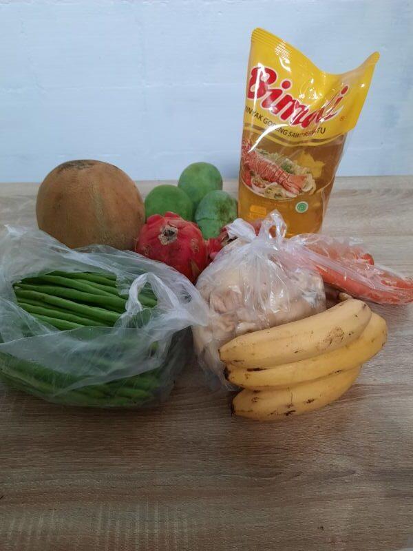Belanja Sayur Dan Buah Jadi Mudah