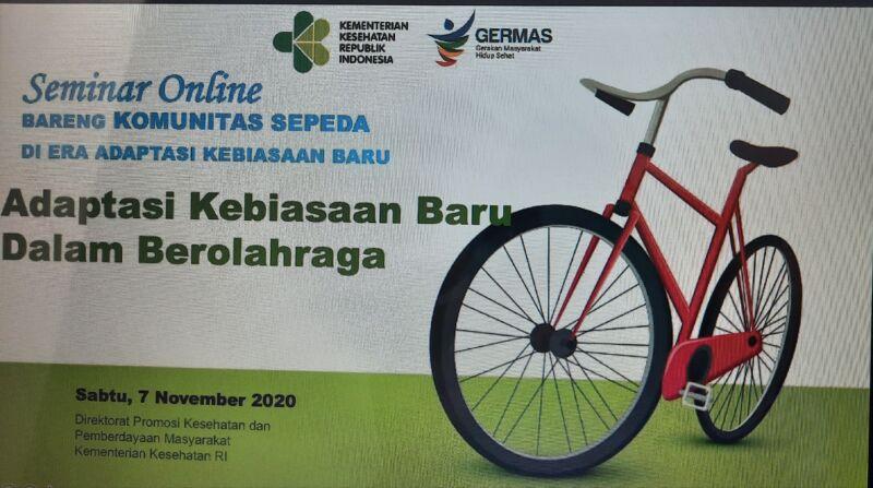Tips Bersepeda Yang Aman Dan Nyaman Di Masa Pandemi